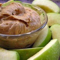 Peanut Butter Apple Dip II Recipe
