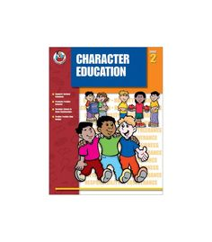 Grade 2. Character Education for second grade students covers eight character traits (citizenship, honesty, fairness, responsibility, cooperation, respect, tolerance, and perseverance) in one book. Activities include definition of the theme and real-life examples, reflections on the theme, analysis of situations in which students determine if good character was shown. 184 pages.