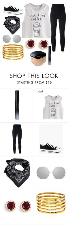 """""""."""" by laura-lorena-forever ❤ liked on Polyvore featuring Shiseido, adidas Originals, Boohoo, MANGO, Linda Farrow, Kevin Jewelers and Kenneth Jay Lane"""