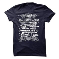 I Am A Real Estate Agent - #mom shirt #tshirt pattern. I WANT THIS => https://www.sunfrog.com/LifeStyle/I-Am-A-Real-Estate-Agent-50622291-Guys.html?68278