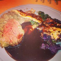 Wer will schon #Raclette wenn er #BeefWellington haben kann? :D  #filet #beef #FiletWelllington #GordonRamsay #omnomnom