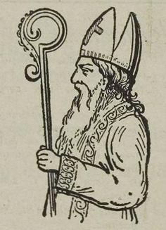 Sinterklaas 'illustratie' 1923