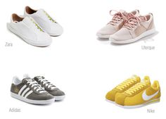 tenis by ireneconcello on Polyvore featuring Zara, adidas Originals, NIKE and Uterqüe