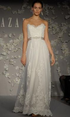 ab10c29259e6 Lazaro 3004, find it on PreOwnedWeddingDresses.com Wedding Dress Sash, Used Wedding  Dresses