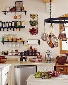 40 Ideas de cocinas para todos los gustos - Vida Lúcida Tiene un gran sentido hogareño