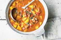 Bratwurst, Thai Red Curry, Ethnic Recipes, Pork, Red Peppers
