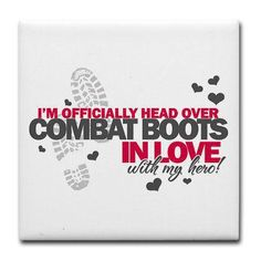 Im officially head over combat boots in love with my hero!