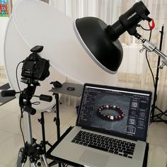 """An entire day on my own.  Product shoot  Loud Music = bliss. . . . Single Profoto D1 c/w beauty dish & couple of diffusion panels. Shooting on a Nikon d4s with a 105 micro tethered to a 15"""" macbook pro. Music by Parov Stela (thanks @eddieborneoink for the referral) . . #packshots #jewelleryshoot #productphotography #productshoot #profoto #profotousa #profotod1air #tetheredshooting #tethered #captureonepro #nikond4s #nikkor105mm #onassignment #allbymyself #parovstelar #robwallerphotography…"""