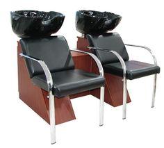 $899 W-714 Twin Shampoo Unit