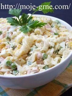 Salata sa makaronama