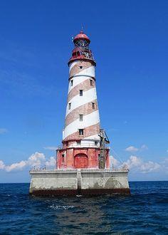Michigan-White Shoal Lighthouse