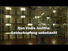 JUSTIZ entlarvt: GELDSCHÖPFUNG unbekannt! (Skandal GELD Strafrecht Geldsystem Giralgeld)