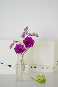 I love Saídos da Concha's flower arrangements. They're so simple and show off the prettiness of every flower.
