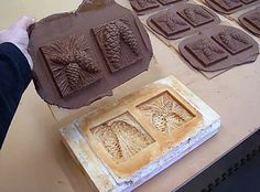 The simple start to mold making   Yadawei Ceramics Studio : Pottery and Ceramic Art Dubai, UAE