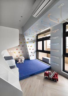 多元最強117呎兒童房,演活親子間的幸福生活 Toddler Bed, Room, Furniture, Home Decor, Child Bed, Bedroom, Decoration Home, Room Decor, Rooms