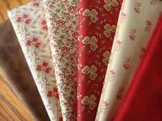 Collection  Fabric Half Yard Fabric Bundle   by timelessquilts