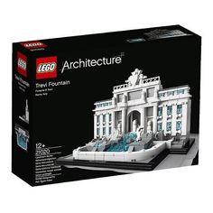 LEGO Architecture - Trevi Fountain.