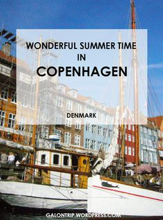 Spending summer in Copenhagen has never been better. Go out, join the crowds and you'll see a lot, from Gay Parade to feeding ducks and more. How I spend summer in Denmark's capital is revealed in my following post!