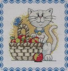 Image result for ปฏิทิน cross stitch