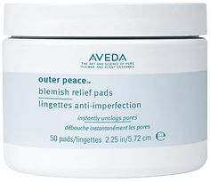 Pin for Later: Say Bye-Bye to Blackheads Without Squeezing a Single Spot AVEDA Outer Peace Blemish Relief Pads AVEDA Outer Peace Blemish Relief Pads (£23)