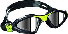 Aqua Sphere Kayenne Mirrored Lens Goggles GreyLime Color GreyLime LensColor Mirrored Lens Model 172740 Car  Vehicle Accessories  Parts >>> See this great product.