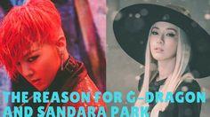 Kpop 2017 | The Reason For G-Dragon And Sandara Park Split Might Be Han ...