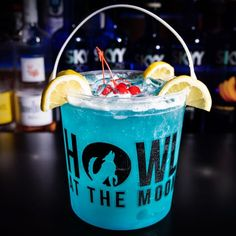 Check out Howl at the Moon's drinks selections. Looking to book a party? We can host all types of parties and events: bachelor parties, bachelorette parties, corporate events, holiday parties, birthday parties and more. Pool Drinks, Party Drinks Alcohol, Beach Drinks, Fruity Drinks, Drinks Alcohol Recipes, Summer Drinks, Fun Drinks, Alcoholic Drinks, Cocktail Recipes