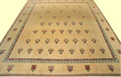 Persian Luri rug.  8 x 10