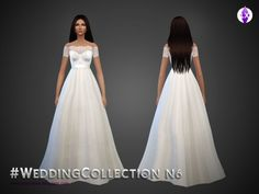 The Sims Resource: Wedding Collection N6 by LuxySims3 • Sims 4 Downloads