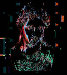 Trippy Gif, Halloween Gif, American Gods, Sad Art, Glitch Art, Psychedelic Art, Black Magic, Optical Illusions, Cyberpunk