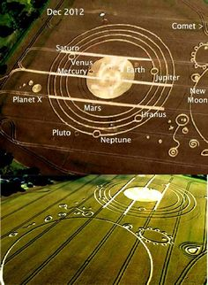 The illuminati are behind crop circles Aliens And Ufos, Ancient Aliens, Ancient History, European History, American History, Crop Circles, Pseudo Science, Mystery, Nazca Lines
