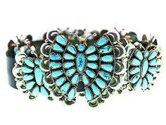 Pawn Collection, Navajo Concho Belt, Justin Wilson, Kingman Turquoise