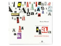 L'alfabetiere di Munari e tanti altri libri per bambini sull'alfabeto, per imparare giocando con autori come Munari, Lionni, Tognolini... http://mammamogliedonna.it/2014/11/libri-per-bambini-alfabeto.html