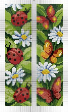 would love to use this graph a Bead Loom Patterns, Peyote Patterns, Beading Patterns, Loom Bands, Cross Stitch Designs, Cross Stitch Patterns, Cross Stitching, Cross Stitch Embroidery, Cross Stitch Bookmarks