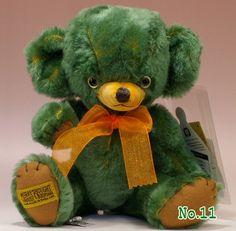 【予約】2009年世界限定チーキーオータムグリーン25cm