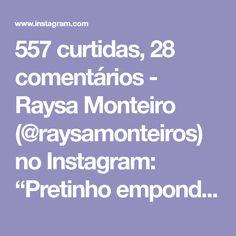 """557 curtidas, 28 comentários - Raysa Monteiro (@raysamonteiros) no Instagram: """"Pretinho emponderador! 👩🏻 #hair #hairstyle #shorthair #cabelocurto #blackhair"""" Bobs, Instagram, Short Hair, Black, Bob Hairstyle, Bob, Bob Cuts, Bob Sleigh"""