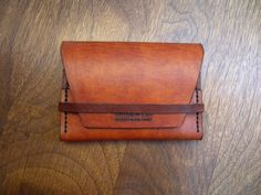 Mens Wallet by CitizensRag on Etsy, $45.00