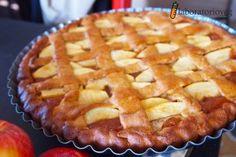crostata di farro con mele montersino