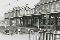 Perron Station Heerlen