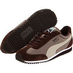 puma whirlwind choc-fossil Pumas Shoes, Men's Shoes, Nike Shoes, Shoe Boots, Shoes Men, Lacoste Sneakers, Running Sneakers, Athletic Wear, Boys Shoes