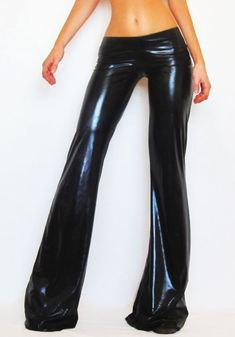5e516e097b439 Custom Black Foil Lame Pants  Hot Pants  Festival by CrescentAbove Short  Women Fashion