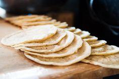 Empellón's Alex Stupak, co-author of Tacos, explains how to make tortillas.