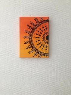 Small Canvas Paintings, Mini Canvas Art, Indian Art Paintings, Worli Painting, Basic Painting, Cardboard Painting, Madhubani Art, Madhubani Painting, Rajasthani Art