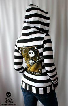Awesome Nightmare before Christmas hoodie