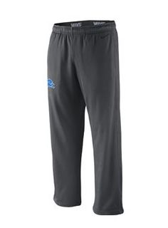 Lions Sideline Nike KO Fleece Sweatpants