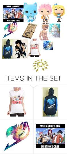 """""""Fairy tail!!!! """" by oliviahunter18 ❤ liked on Polyvore featuring art"""