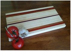 Hardwood Cutting Board - Clean Hard Maple Edges with   Remarkable Furnishings
