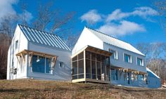 Ecocor has teamed up with Richard Pedranti Architect (RPA) to design and build North America's most energy-efficient Passive House prefabricated houses .