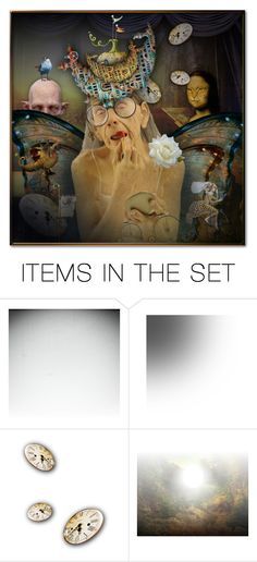 """Una Vera Bellezza"" by fairy-world ❤ liked on Polyvore featuring art"