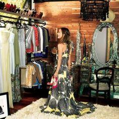 Celebrity shoe closets   olivia wilde closet Stylish home: Shoe closets. More lusciousness at www.myLusciousLife.com